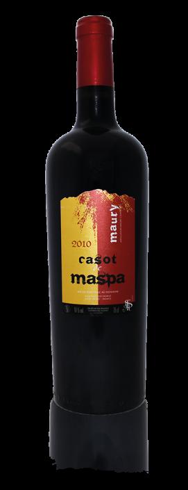 Maury Casot de Maspa rouge 2010